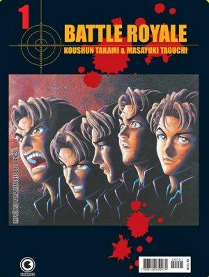 Battle Royale Mangá
