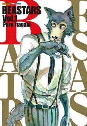 Beastars-Manga