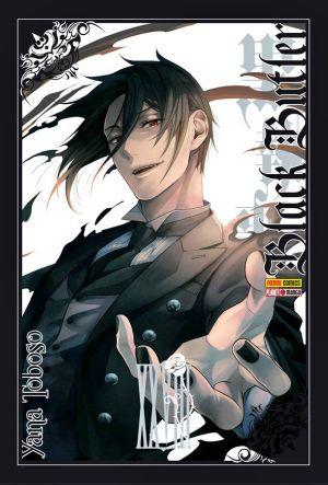 Black-Butler-Mangá