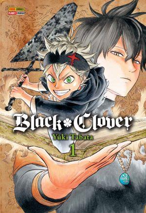 Black-Clover-Mangá