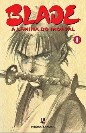 Blade-A-Lamina-do-Imortal-Mangá