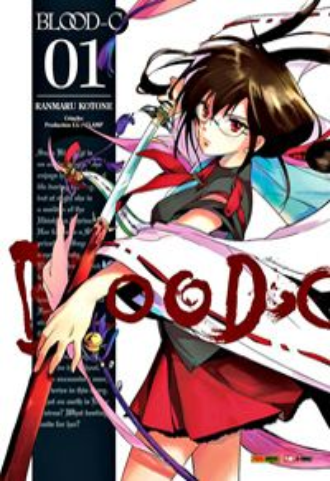 Blood-C-Manga