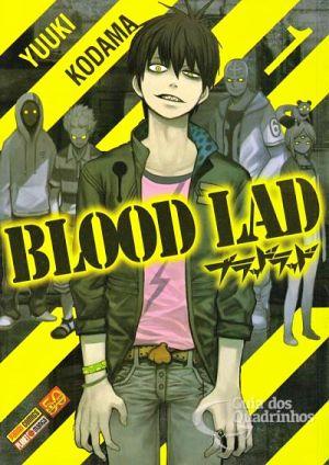 Blood Lad Mangá