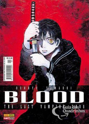 Blood The Last Vampire Mangá