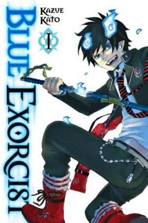 Blue-Exorcist-Manga