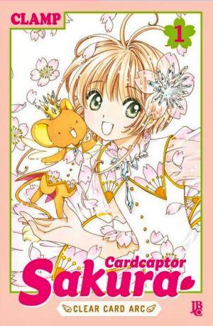 Card Captor Sakura Clear Card Arc Mangá