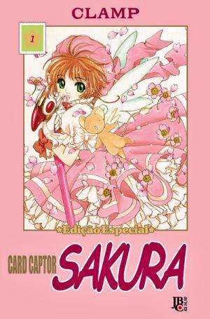 Card Captor Sakura Mangá