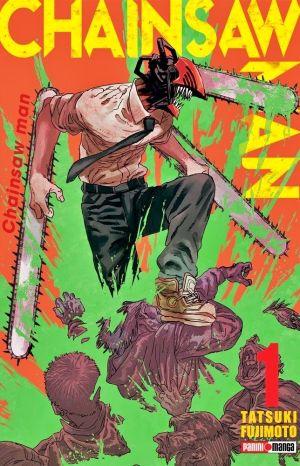 Chainsaw-Man-Manga