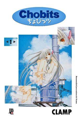 Chobits-Manga