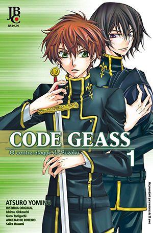 Code Geass O contra-ataque de Suzaku