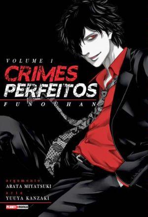 Crimes Perfeitos Mangá