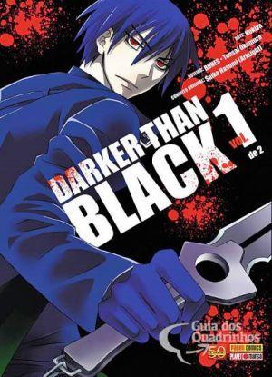Darker than Black Mangá