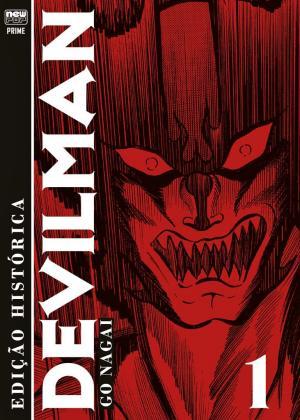 Devilman-Manga