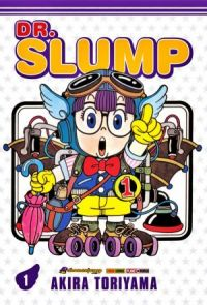 Dr.-Slump-Manga