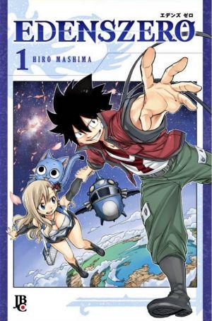 Edens-Zero-Manga