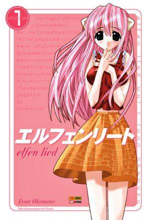 Elfen-Lied-Manga