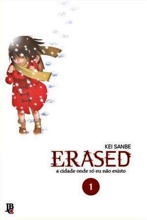 Erased-Manga