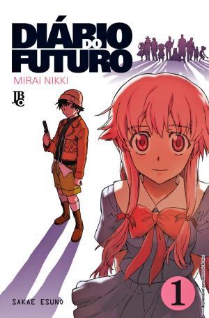 Mirai-Nikki-Manga