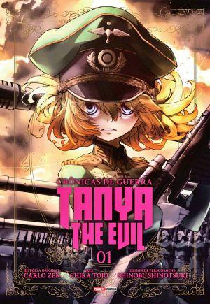 Tanya the Evil Mangá