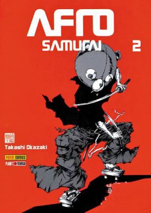 Afro Samurai Mangá