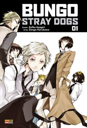 Bungo Stray Dogs Mangá