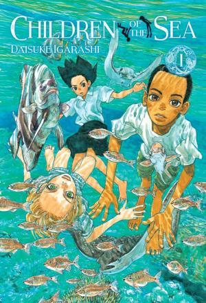 Children of The Sea Mangá