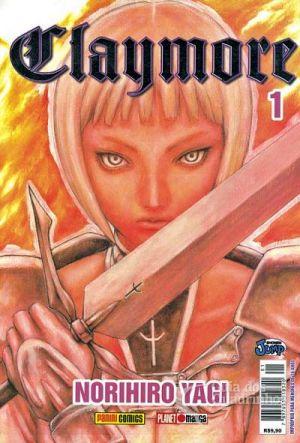 claymore-manga
