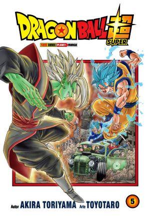 Dragon Ball Super Mangá