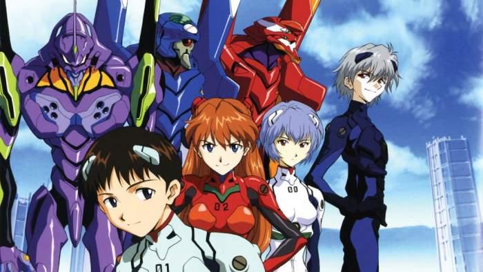 Neon-Genesis-Evangelion-Animes-de-Mecha