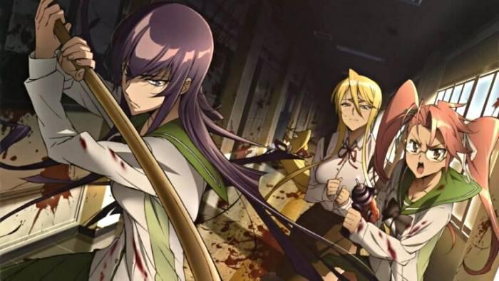 Highschool-of-the-Dead-Animes-de-Zumbi