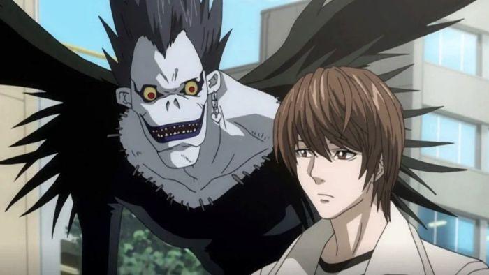 Death-Note-animes-de-suspense-psicológico