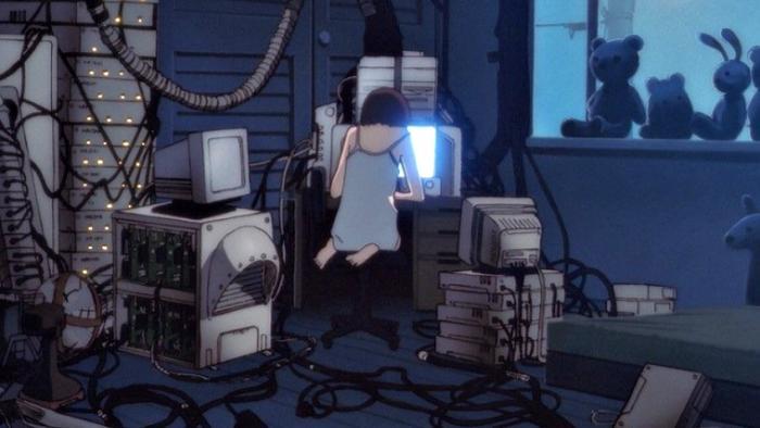 Serial-Experiments-Lain-Melhores-animes-de-suspense-psicológico