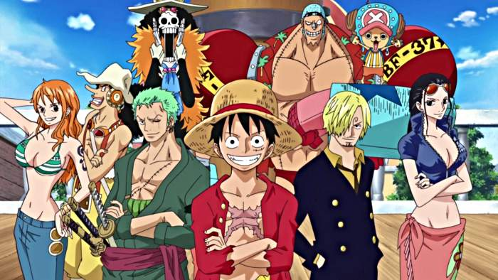 One-piece-melhores-animes-de-aventura